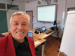 DigiTrain trainer Rudy Rensink