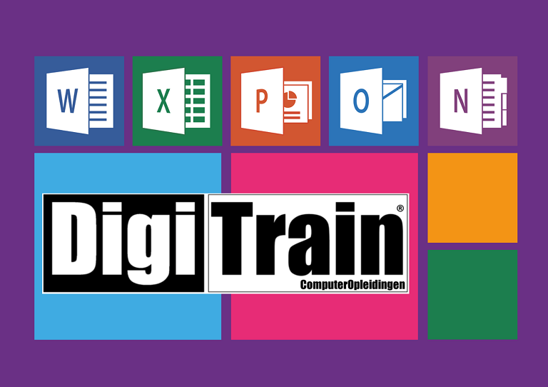 Microsoft Office trainingen DigiTrain