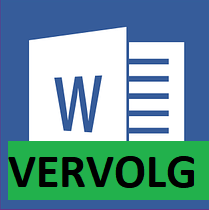 Microsoft Word gevorderdentraining bij DigiTrain