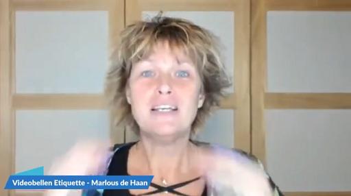 videobellen bij trainingen van DigiTrain